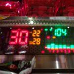 B30R22合算104  7万9000円勝  ☆ジャグラー